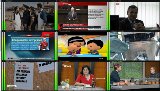 Video & Audio Multiviewer Outputs