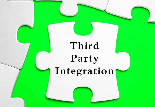 • Third party integration